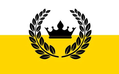 The flag of Enclava (Source: enclava.org)